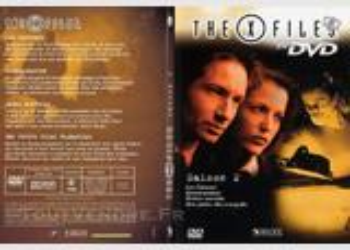 The X Files Saison 2 DVD N°12