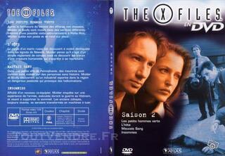 The X files saison 2 DVD N° 7