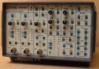 Thurlby DSA524  Adaptateur digital de mesures