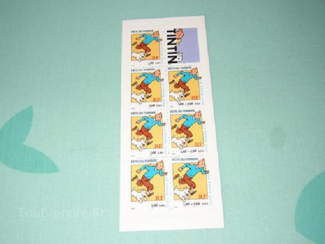 Timbres Tintin & Milou 90863986