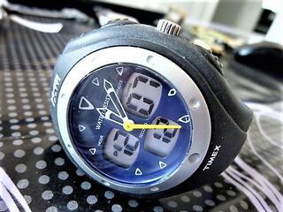 TIMEX 1440 Américaine montre homme chrono sport 2012 TIX0020