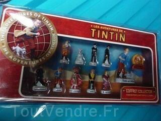 Tintin le secret de la licorneen coffret luxe.
