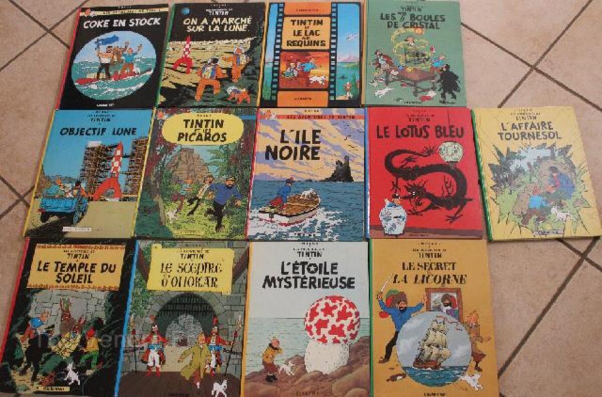 Tintin 96271410