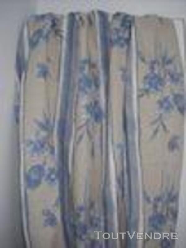 Tissu de toile imprimée pour doubles rideaux 354340450