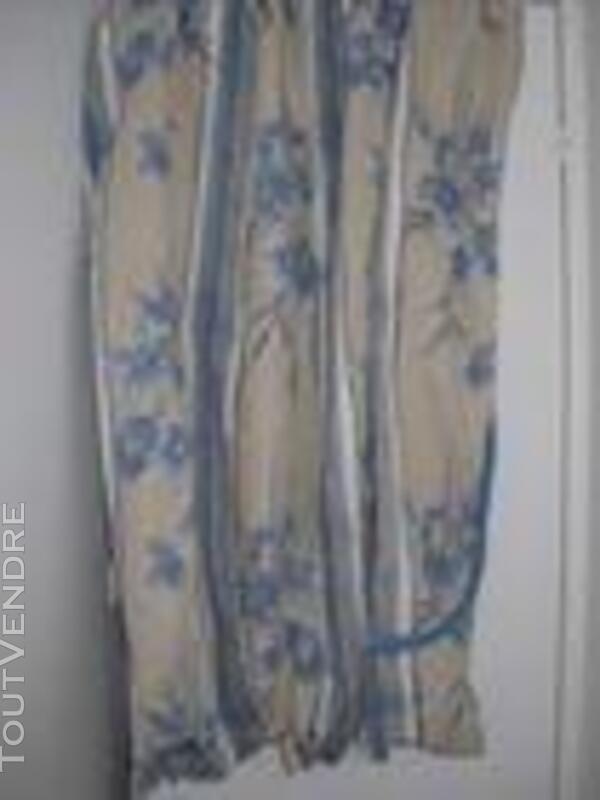 Tissu de toile imprimée pour doubles rideaux 354340462