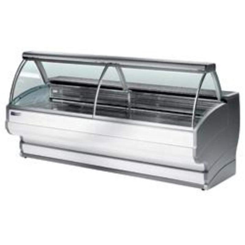 TO20   Comptoir vitrine réfrigérée 5236232