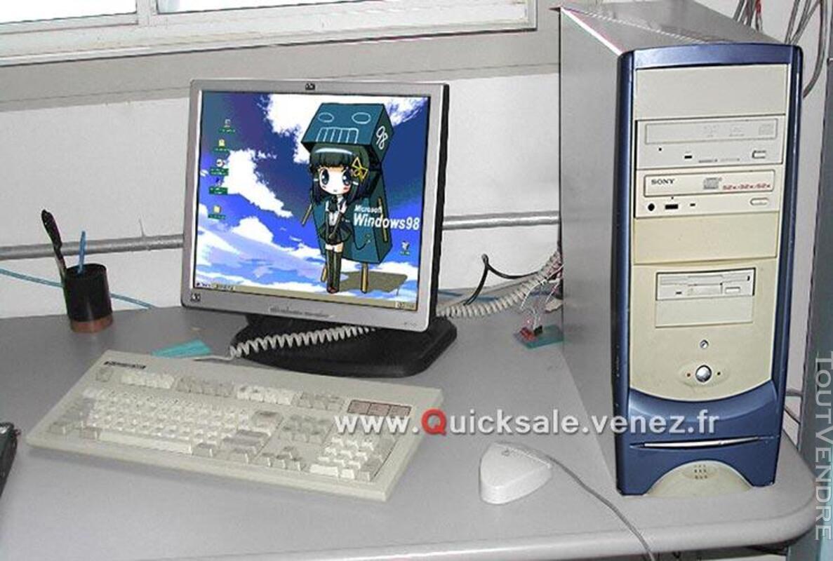 Tour Compaq Presario Windows 98Se 144380698