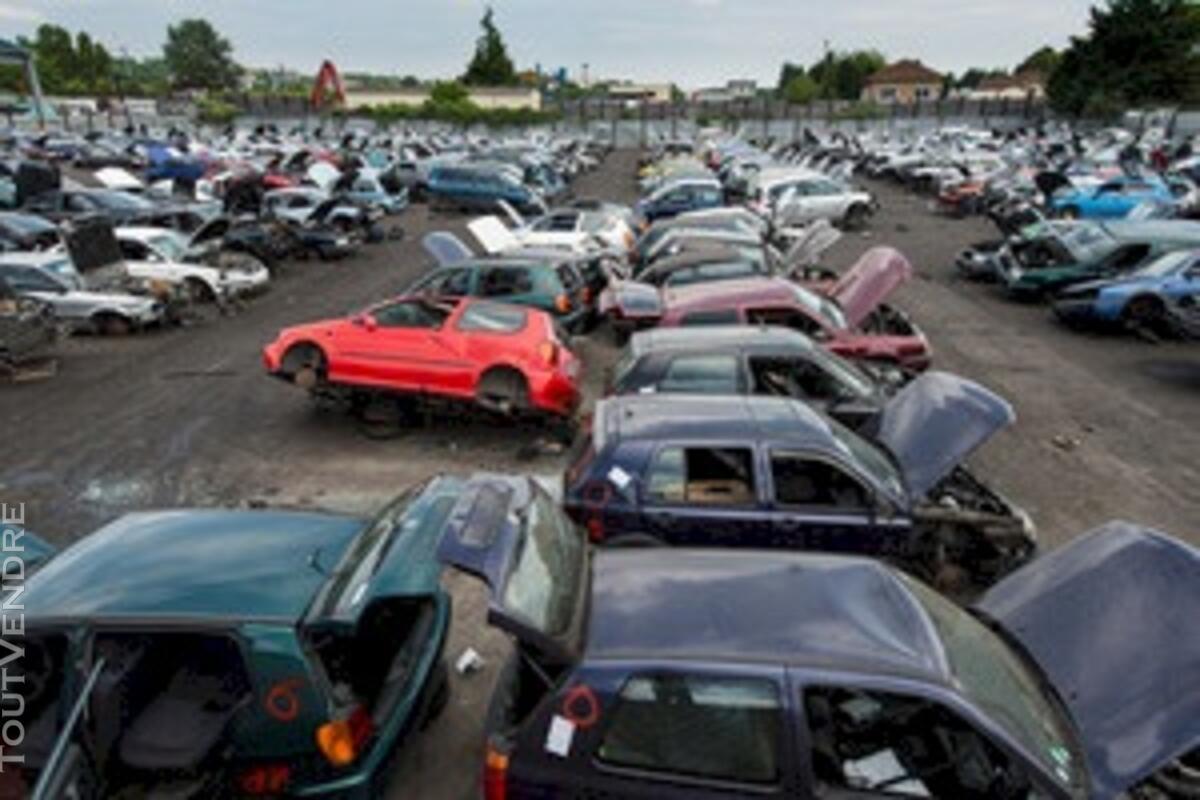 Tout pièce  pour automobile essence ou diesel  occasion 116923515