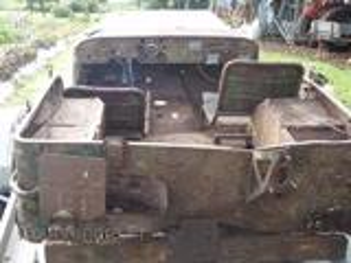 Toutes piéces de jeep