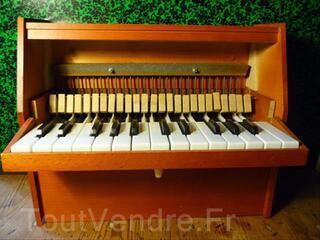 Toy piano vintage Michelsonne, Jaymar, Schoenhut ...