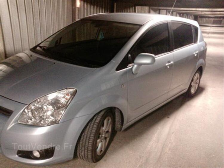 Toyota corolla verso 136 d-4d 7 places 56031066