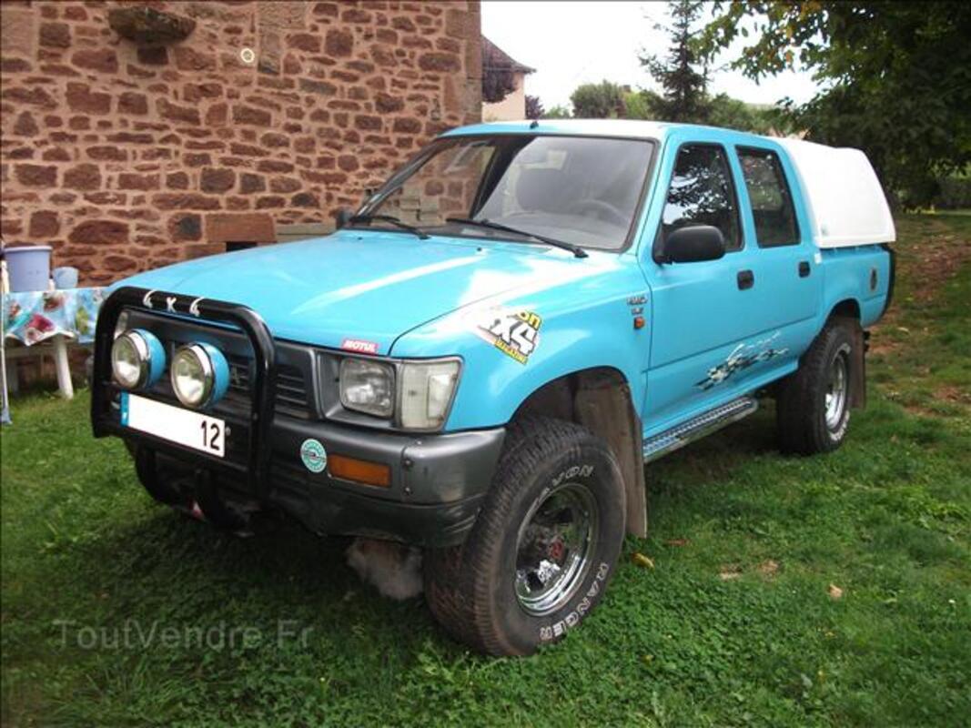 Toyota Hilux 2.4 D double cab 43203952