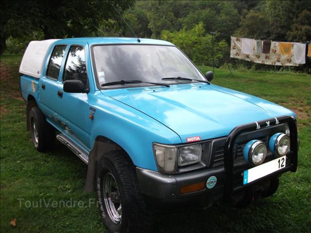Toyota Hilux 2.4 D double cab 43203953