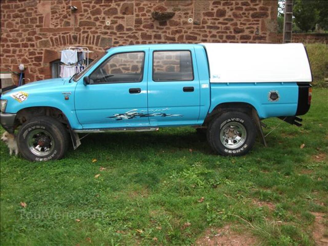Toyota Hilux 2.4 D double cab 43203955