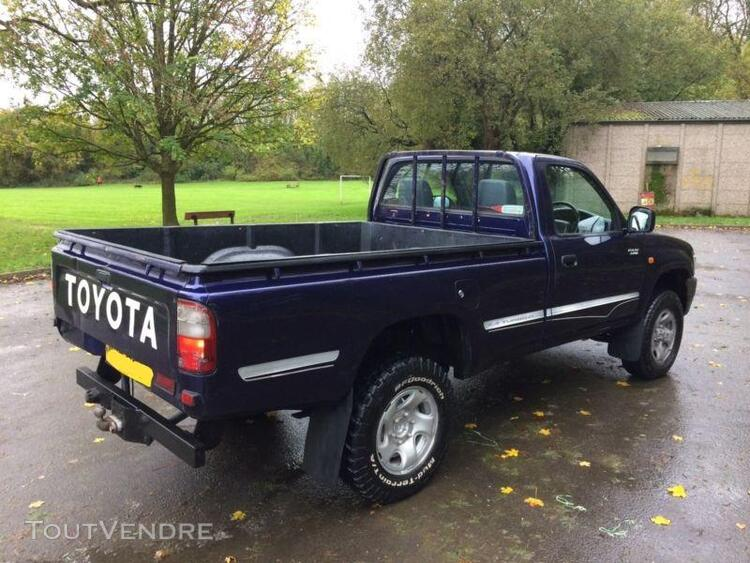 Toyota HiLux 2.4 TD CABINE 1997 300229697