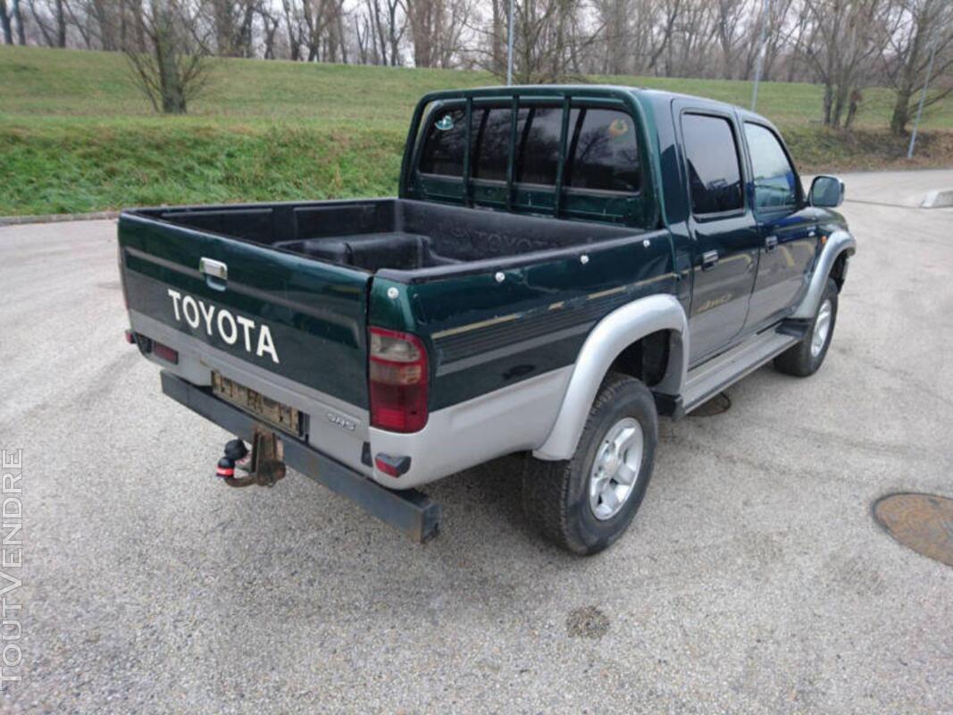 Toyota HiLux 4x4 Double Cab SR5 316222544