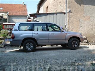 Toyota Land Cuiser HDJ100