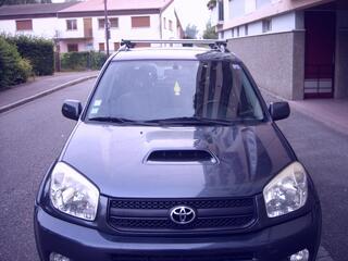 Toyota rav 4 2.0 d-4d 116 cv