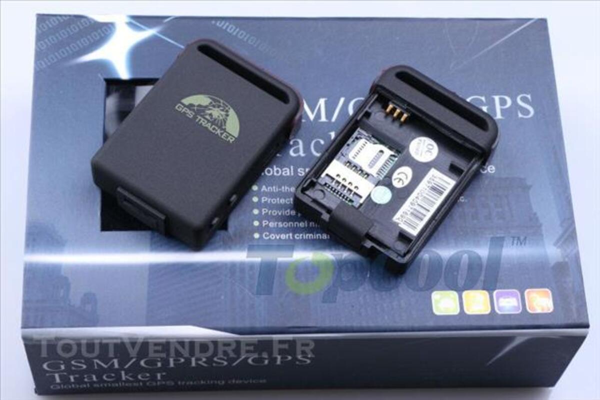TRACEUR TRACKER GPS TK-102 B ORIGINAL SUPPORT SD 2 go 80979138