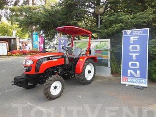 Tracteur 25cv 4 roues motrices