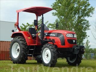 Tracteur 50cv - 4rm - plancher plateforme