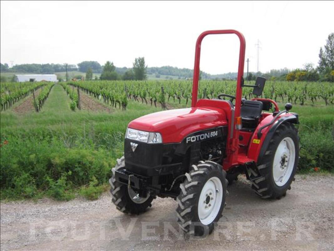 Tracteur 60cv vignes et fruitiers 81922193