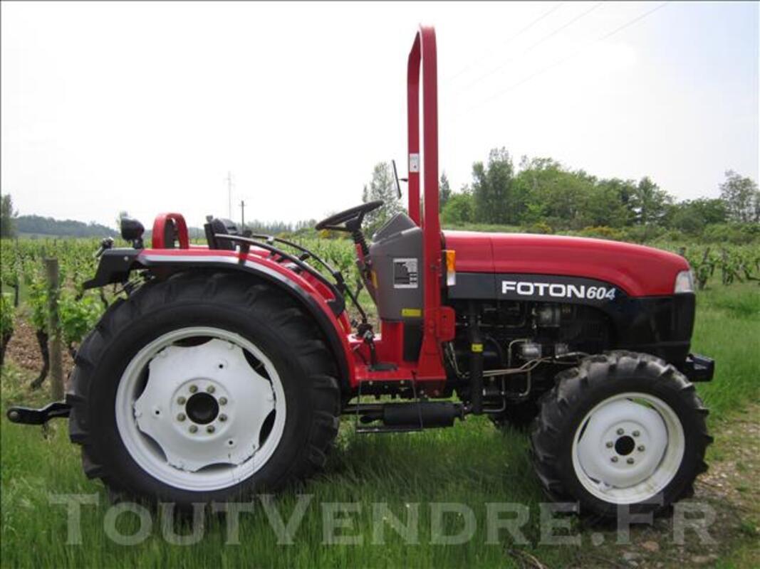 Tracteur 60cv vignes et fruitiers 81922198