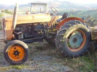 Tracteur Agricole Someca 55