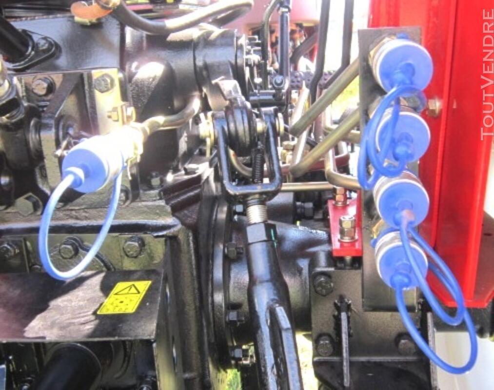 Tracteur Foton FT254 - 25cv 123675224