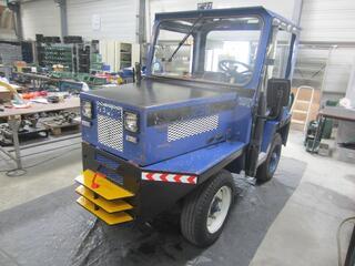 - Tracteur industriel et d'aéroport - ZEPHIR 250 P