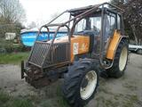 TRACTEUR RENAULT CERES 95X 4 roues motrices forestier