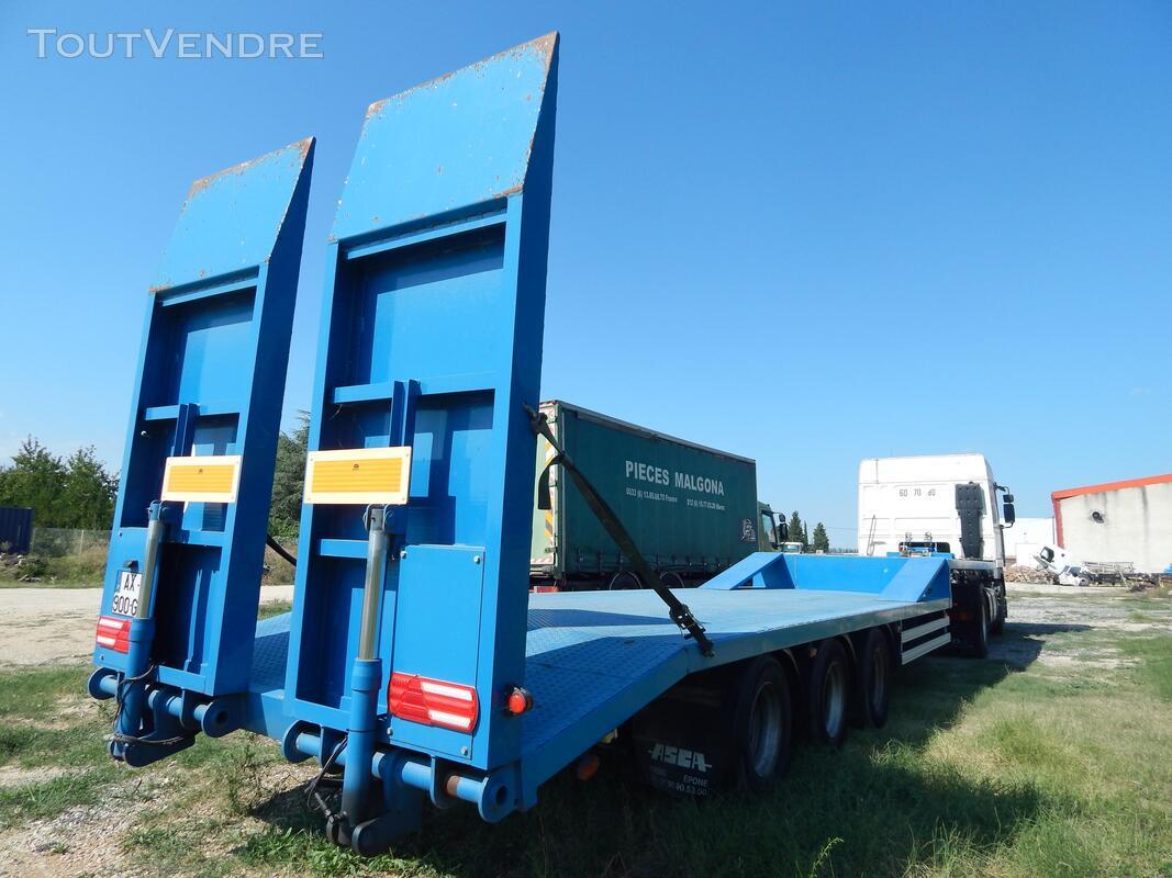 Tracteur routier DAF XF480 + semi remorque ASCA 440211274