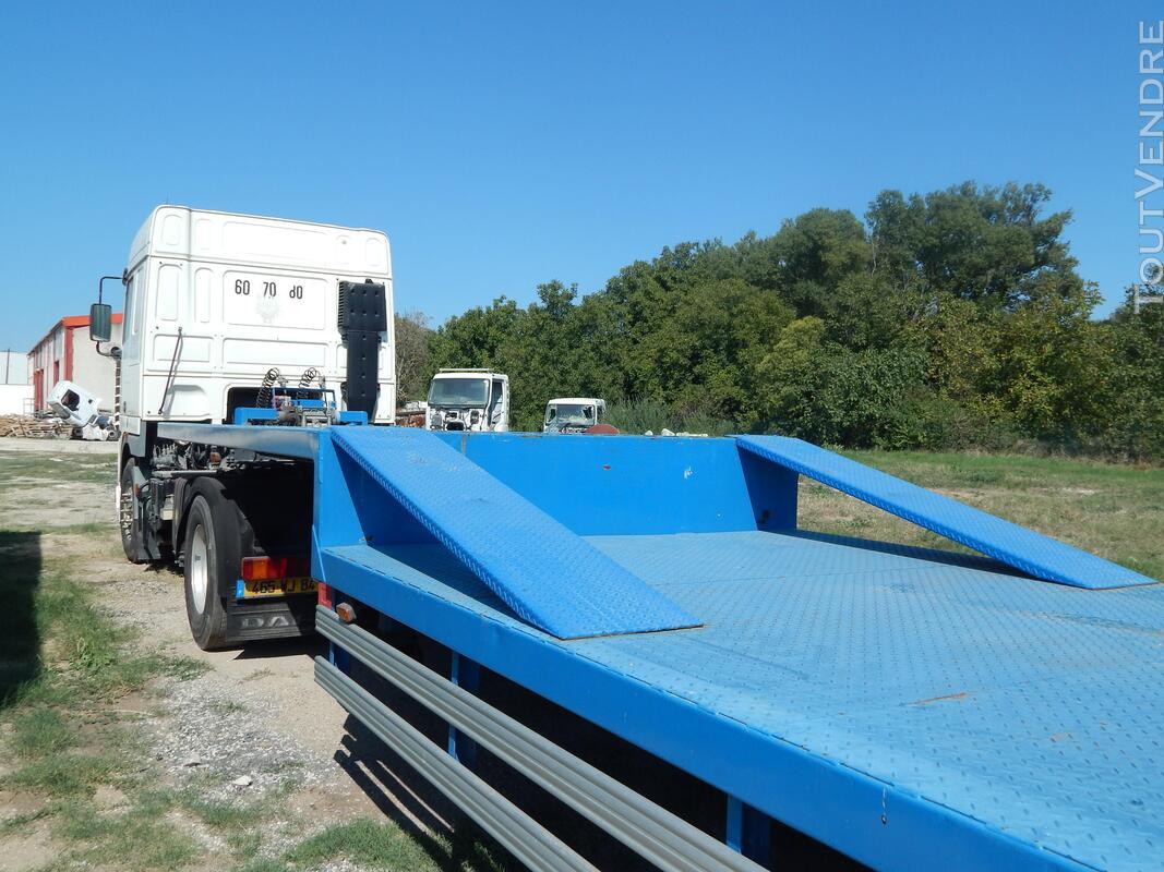 Tracteur routier DAF XF480 + semi remorque ASCA 440211286