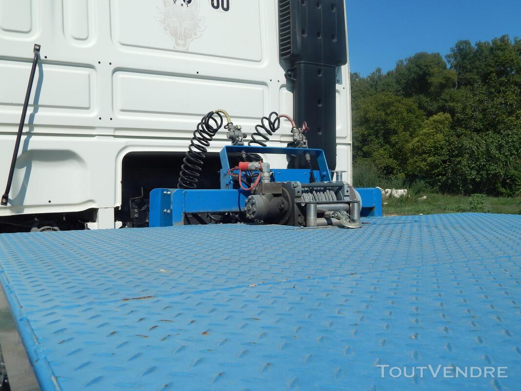 Tracteur routier DAF XF480 + semi remorque ASCA 440211289