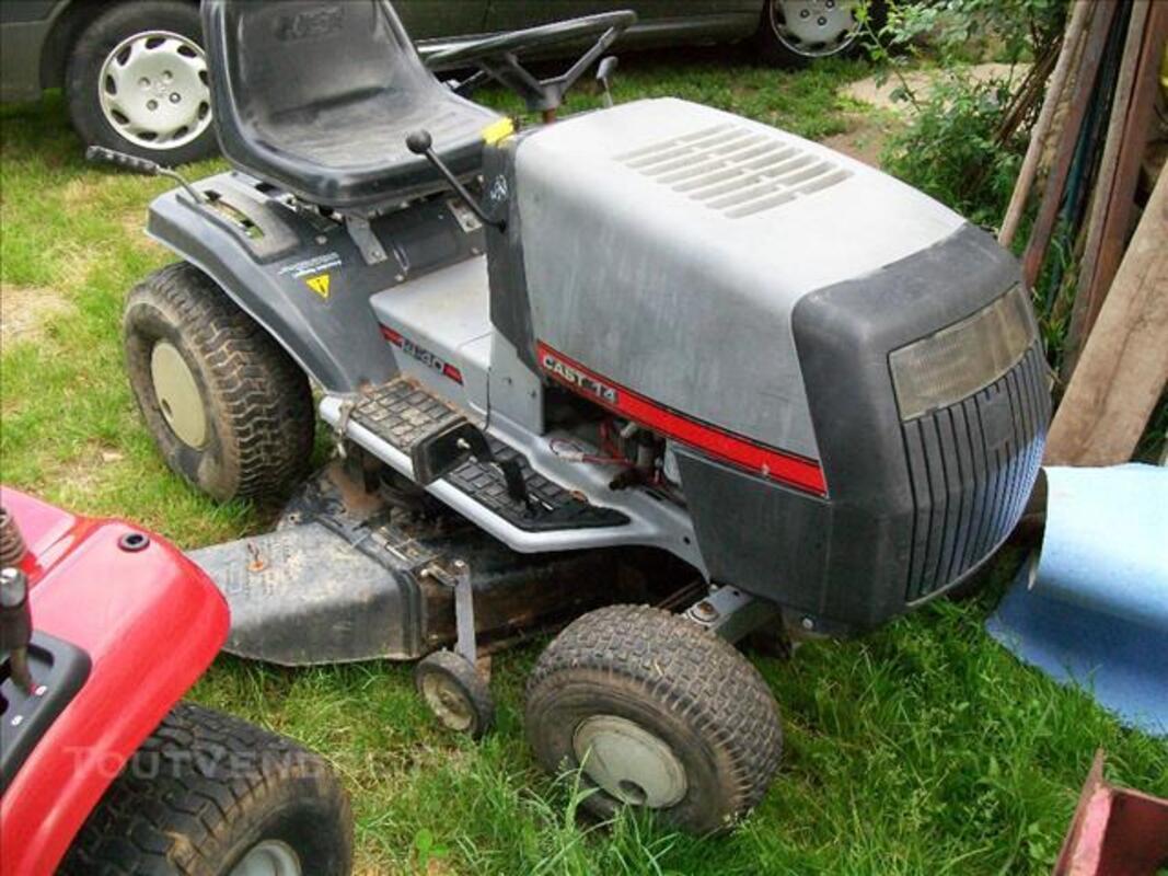 Tracteur tondeuse cast 40 84756045
