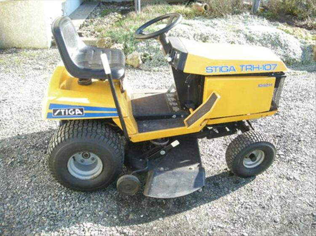 Tracteur tondeuse STIGA TRH-107 56356286