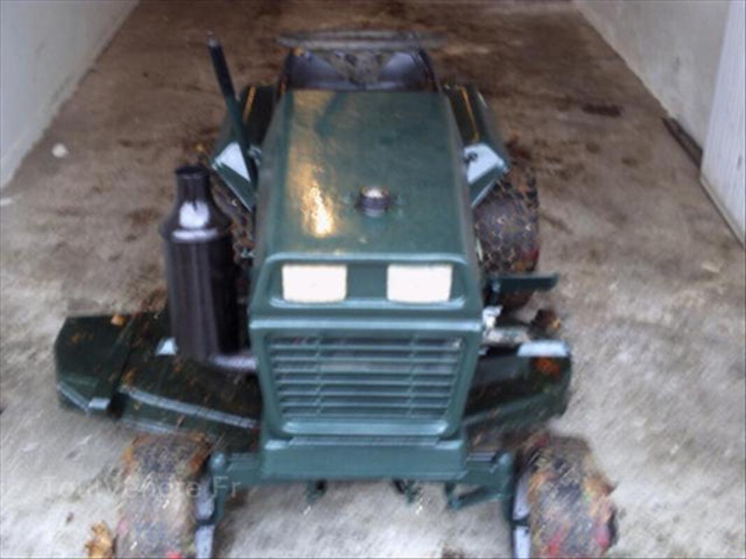 Tracteur tondeuse 66105139