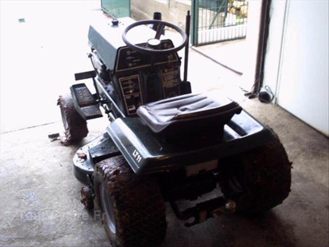 Tracteur tondeuse 66105140