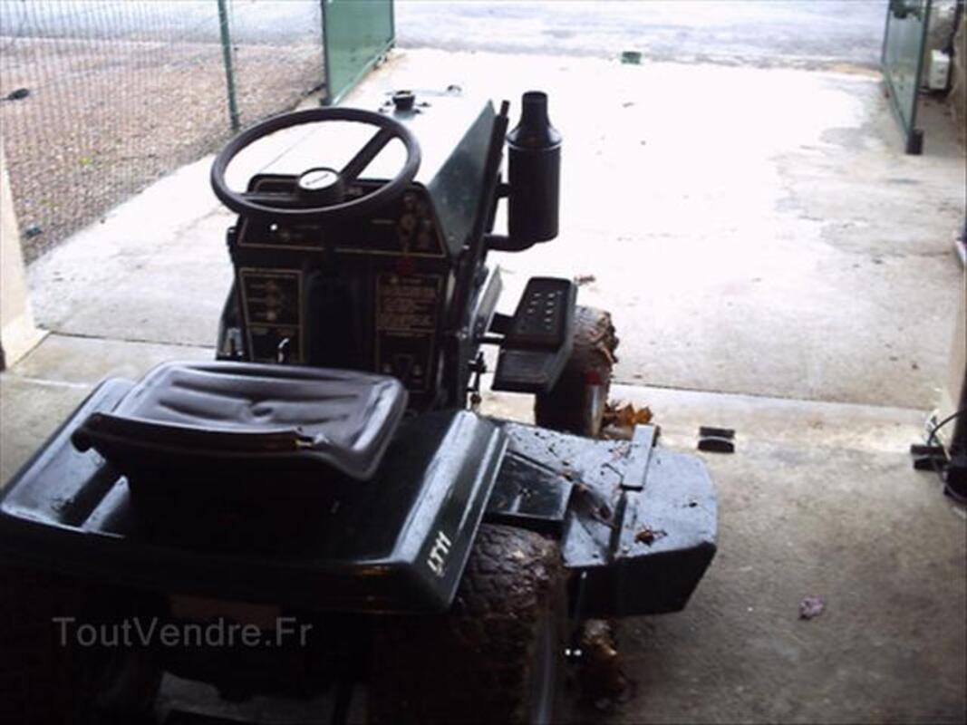 Tracteur tondeuse 66105141