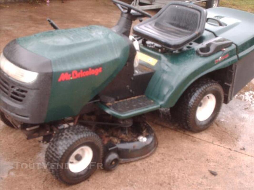 Tracteur tondeuse 85993510