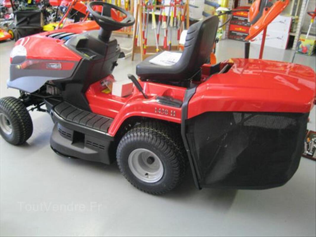 Tracteur tondeuse 87985001