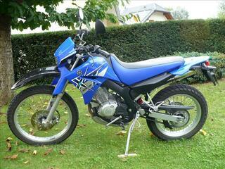 Trail Yamaha 125 XTR - Peu roulé - Très bon état !!
