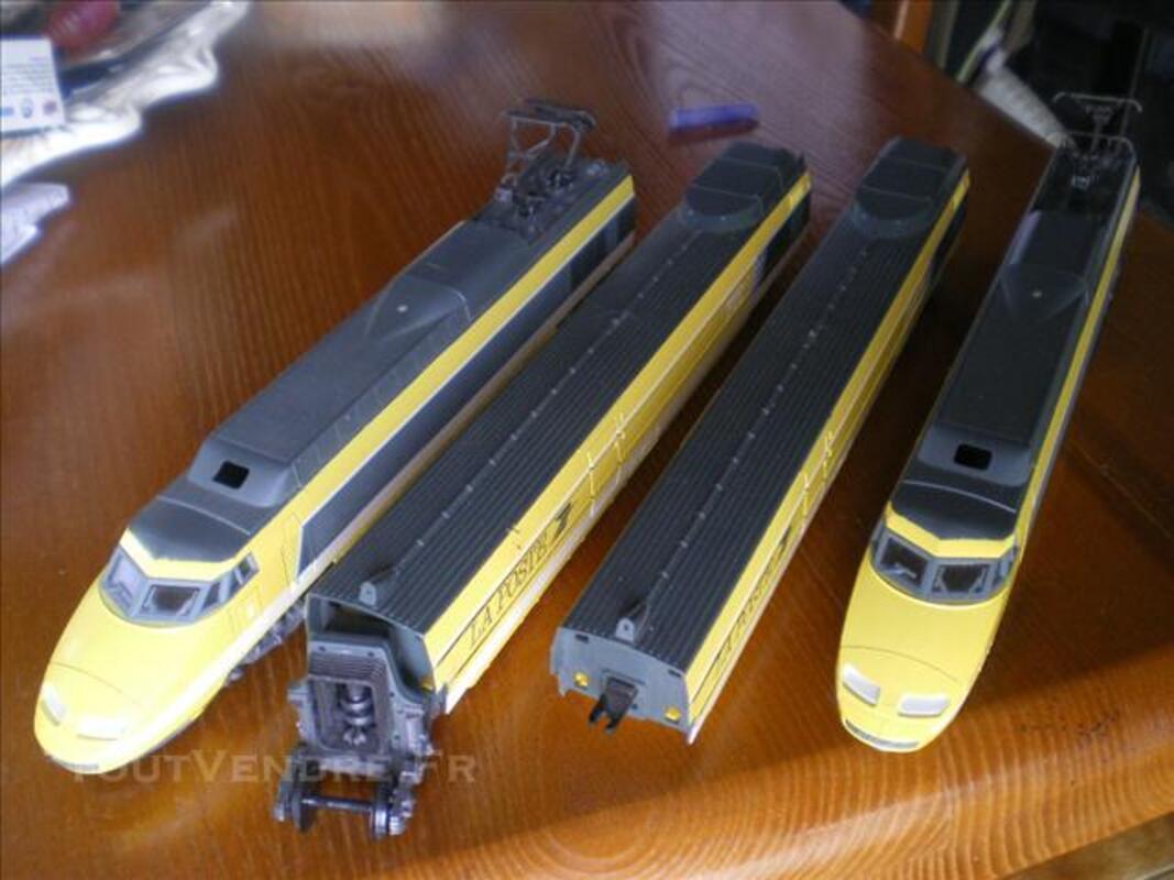 TRAIN ELECTRIQUE TGV POSTE LIMA 76149221