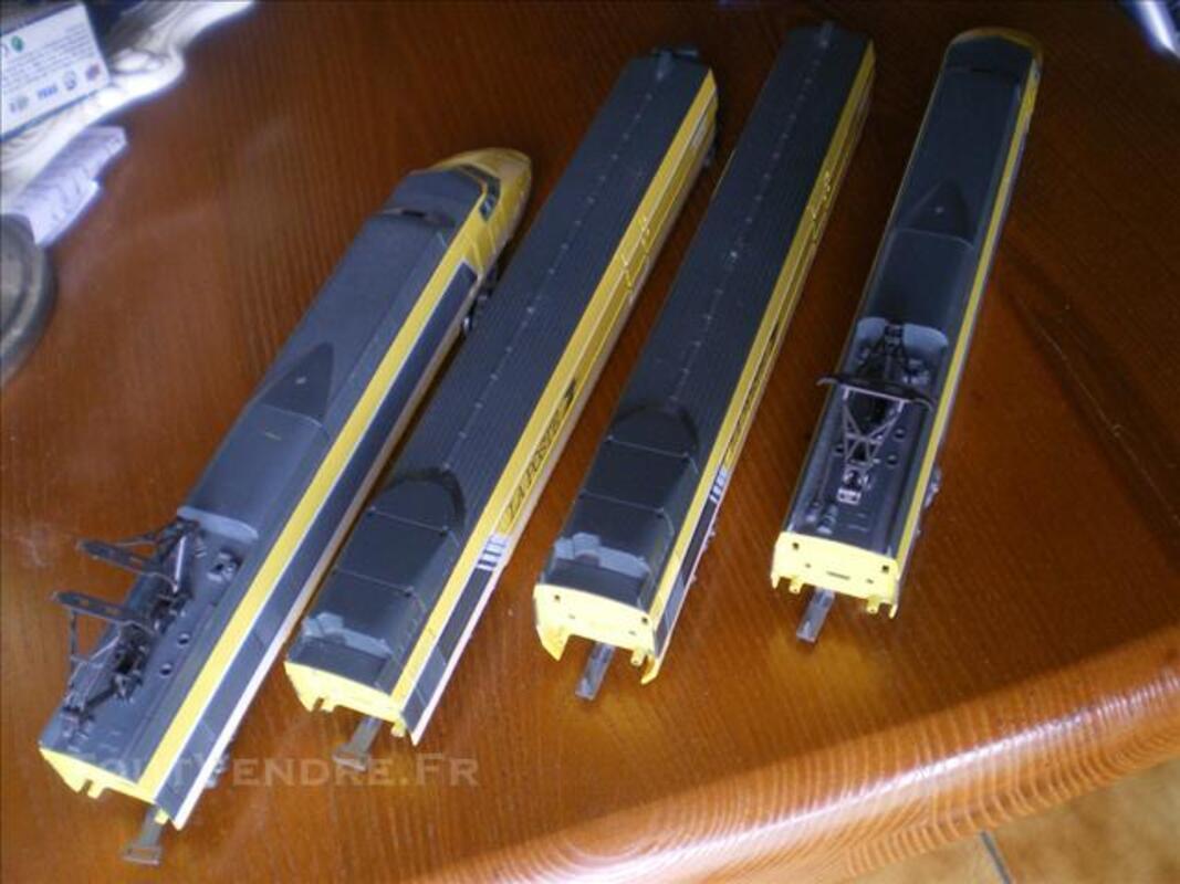 TRAIN ELECTRIQUE TGV POSTE LIMA 76149222