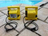 TRANSFORMATEURS ROBOT DE PISCINE