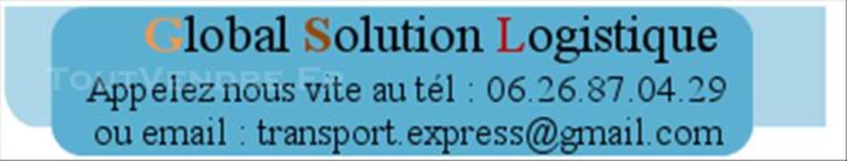 Transport et demenagement Paris 82465538