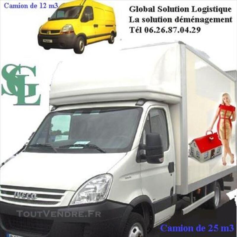 Transport et demenagement Paris 82465539