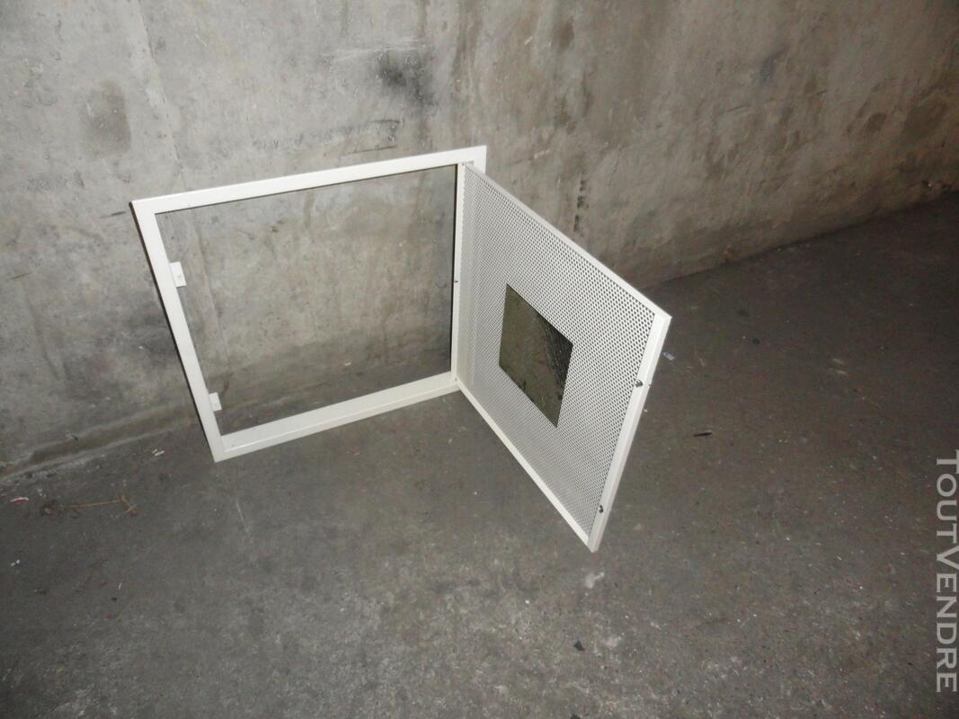 Trappe de visite plafond / mur blanche 304901234
