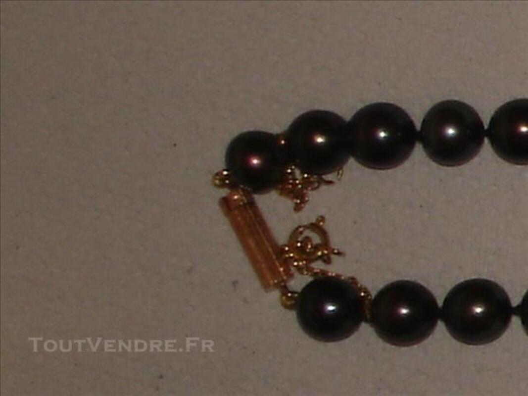 Très beau colliers de perles de TAHITI 82330305