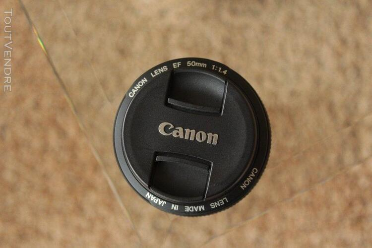 Très bon état Canon 50mm 1.4 350324798
